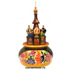 Русский сувенир Музыкальный собор (птица)