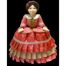 "Кукла на чайник ""Глашка"""