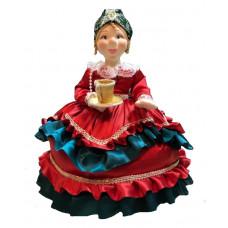 "Кукла на чайник ""Любава"""