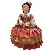 "Кукла на чайник ""Настенька"""