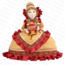 "Кукла на чайник ""Танечка"""