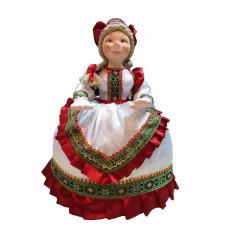 "Кукла на чайник ""Варенька"""