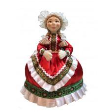"Кукла на чайник ""Устинья"""