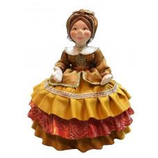 "Кукла на чайник ""Злата"""